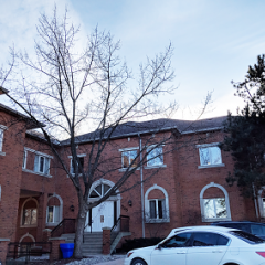 Outside of Office Building at 335 Renfrew Drive