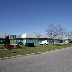 Photo of outside of industrial complex at 2 Select Avenue
