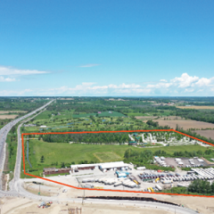 65 Reive Boulevard Land front site with Holding Income