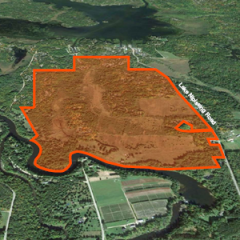 289 Acres Connected To Lake Nipissing
